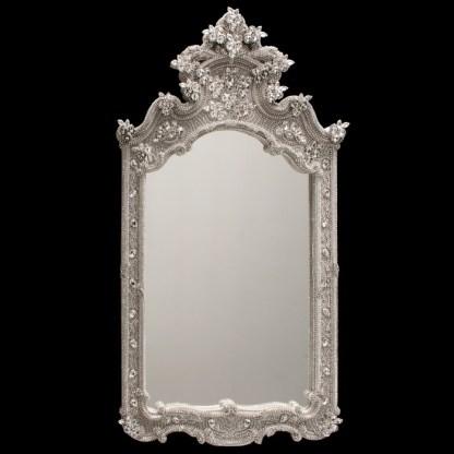 M-522 BB Simon Royal Framed Jewel Mirror