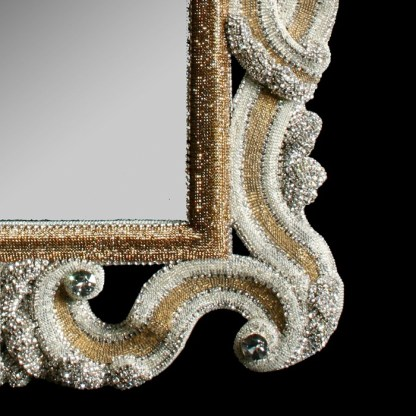 M-801 BB Simon Luxury Diamond Mirror