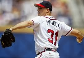 Greg Maddux. Getty Images.