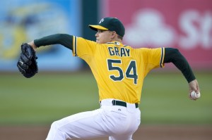 sonny gray, sean doolittle, trade