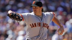 Barry Zito. Getty Images.