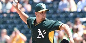 Kendall Graveman, Oakland A's, promotions, success