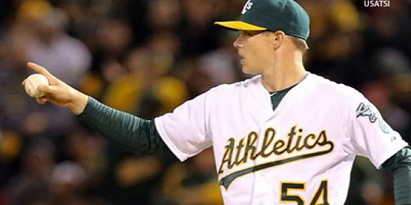 sonny gray, Oakland Athletics
