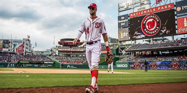 bryce harper, learned