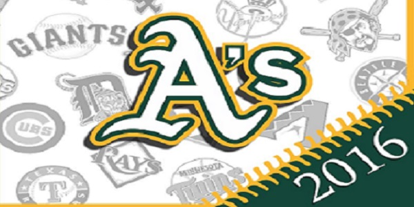 2016 Oakland Athletics, game results