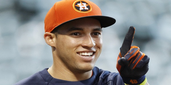 George Springer, potential breakout players