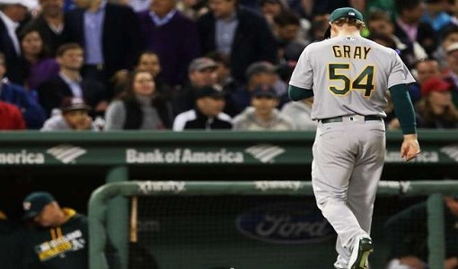 Sonny Gray, DL