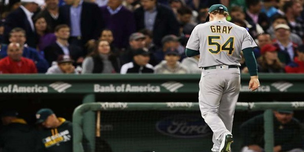 Sonny Gray, DL, health