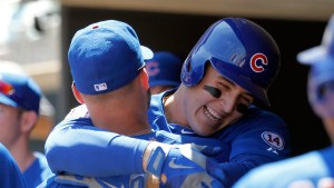 improbable hit, Anthony Rizzo
