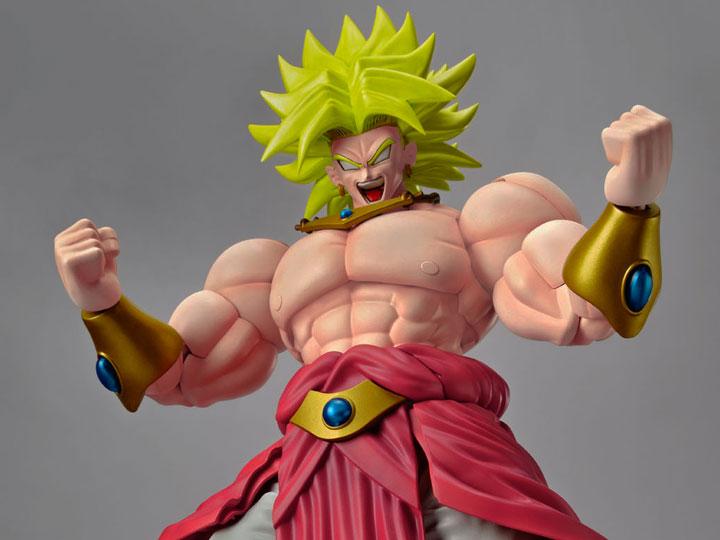 Dragon Ball Z Figure Rise Standard Super Saiyan Broly Model Kit