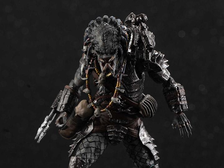 Predator 2 Elder Predator Ver 2 1 18 Scale Px Previews Exclusive Action Figure