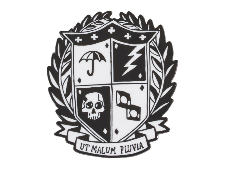 The Umbrella Academy Crest Magnet
