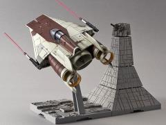 Star Wars A-Wing Starfighter 1/72 Scale Model Kit