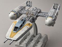 Star Wars Y-Wing Fighter 1/72 Scale Model Kit