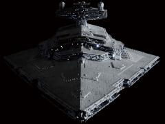Star Wars Star Destroyer (A New Hope) 1/5000 Scale Lighting Model Kit (With Bonus)