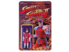 Street Fighter II Retro Action M. Bison Figure