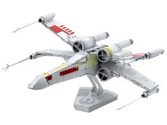 Star Wars Metal Earth ICONX X-Wing Starfighter Model Kit