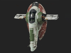 Star Wars Slave I (Boba Fett) 1/144 Scale Model Kit