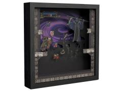 Castlevania Pixel Frames Symphony of the Night (9x9)