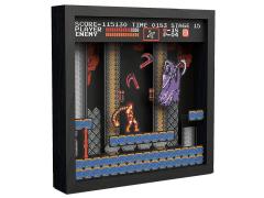 Castlevania Pixel Frames NES Classic (9x9)