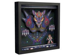 Mega Man Pixel Frames Boss Fight (9x9)