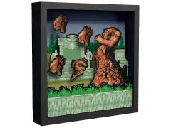 Altered Beast Pixel Frame (9x9)