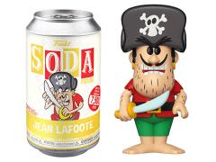 Cap'N Crunch Vinyl Soda Jean LaFoote Limited Edition Figure