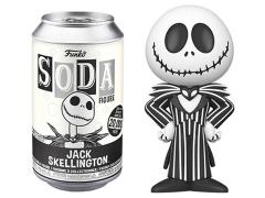 The Nightmare Before Christmas Vinyl Soda Jack Skellington Limited Edition Figure
