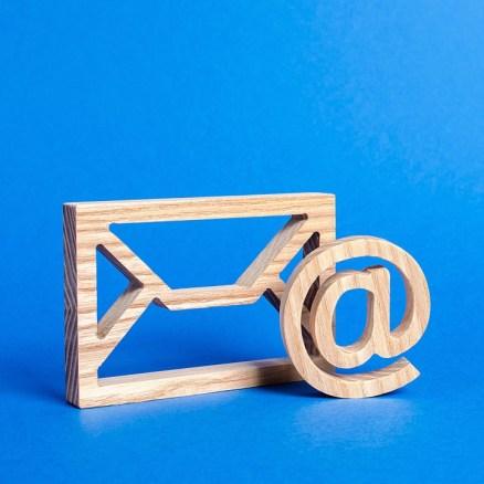 Ordnung im Büro und Postfach