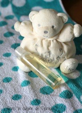 Shampooing pour bébé