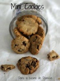 Cookies vegan pour bébé dès 10/12 mois