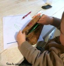 Apprendre à dessiner et choisir soi-même ces stylos