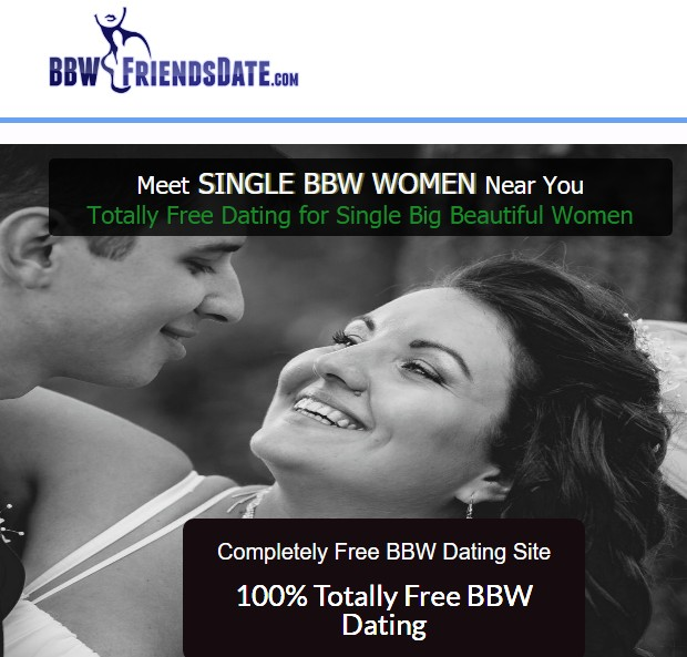 Bbw dating totally free