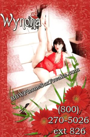 Sexy BBW Wynona