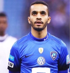 تمديد عقد نجم الفريق الأول لكرة القدم محمد البريك لمدة ثلاثة أعوام مقبلة