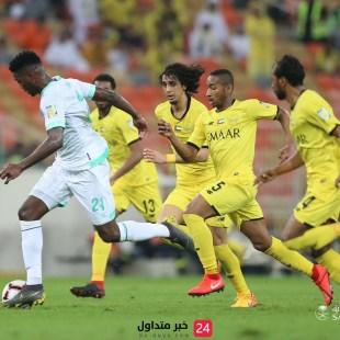 الأهلي تحقيق الفوز بصعوبة على نادي الوصل الإماراتي بنتيجة هدفين مقابل هدف