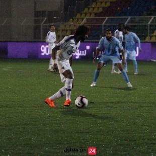 نادي الهلال يحقق فوز صعب على حساب الباطن بثلاثية مقابل هدفين