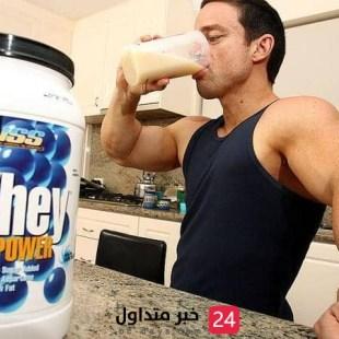 البدائل الطبيعية لمشروبات بناء العضلات
