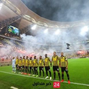 وصول الاتحاد الرياض صباح اليوم الأربعاء