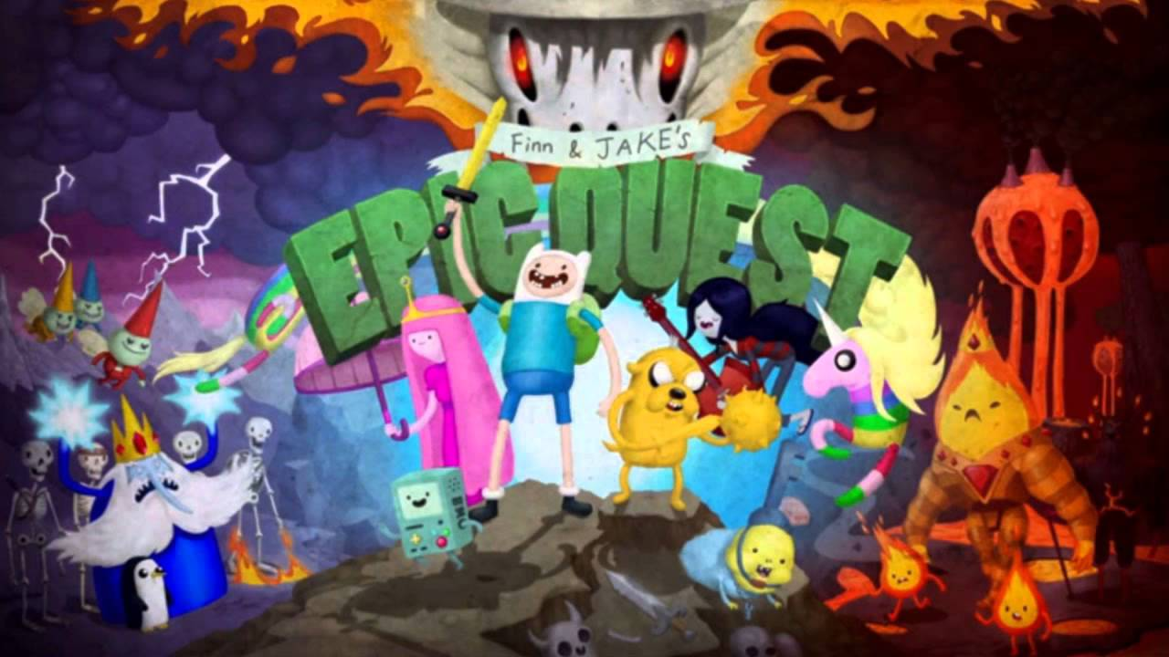 Adventure Time Finn And Jakes Epic Quest Sneaks Onto Steam BC GB