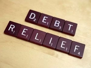 debt relief letters