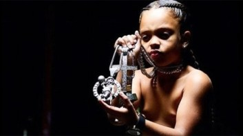 9 Year-Old Rapper's Raunchy Videos Lead to Child Abuse