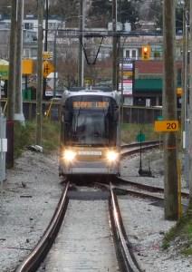 Olympic Line Streetcar