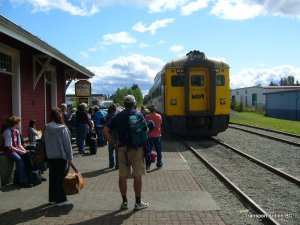 Hopes for improved Vancouver Island Rail