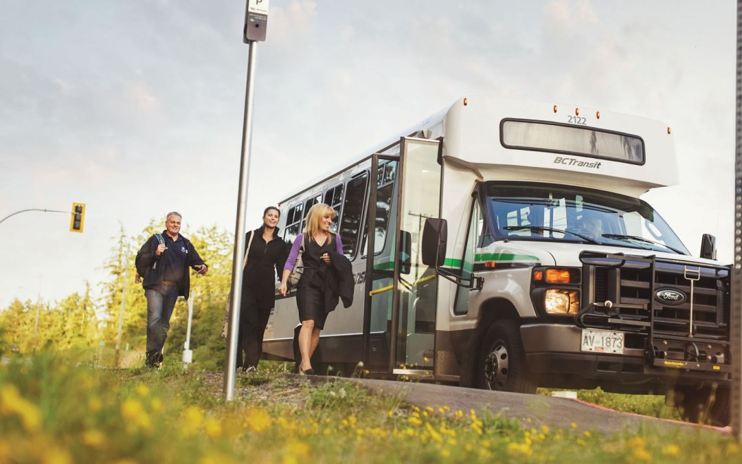 Integrated Transit Service for BC Sunshine Coast Communities
