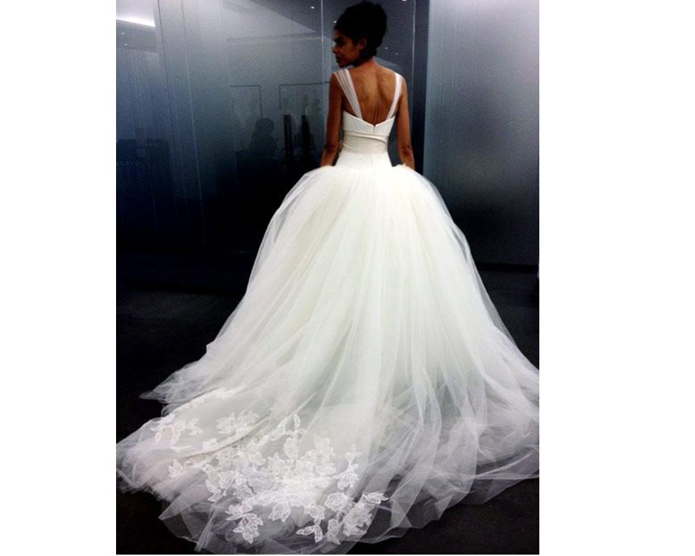 Faisata Vera Wang Pink Wedding Dress Bridal Dress Ball
