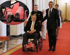 george-h-w-bush-president-obama-2013