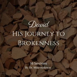 David – His Journey to Brokenness