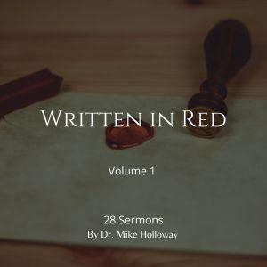 Written in Red – Volume 1