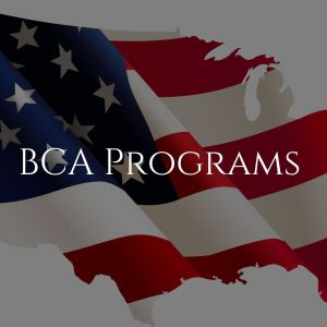 BCA Fees and Programs